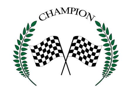 レースのチャンピオン 4