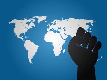activism: Global muestra de la protesta