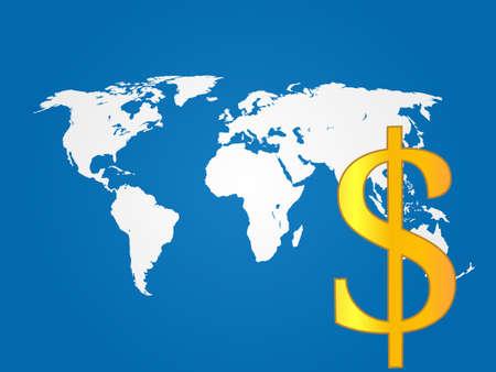 deregulation: Global Economy Dollar
