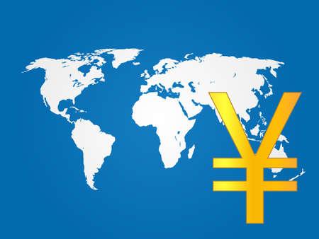 deregulation: Global Economy Yen