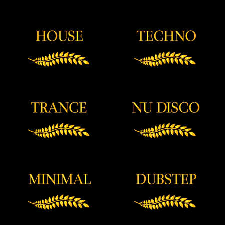electronica: Electronic Music Genres 4 Illustration