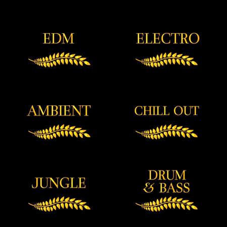 Electronic Music Genres 8