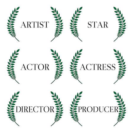 feature films: Film Stars Laurels 1