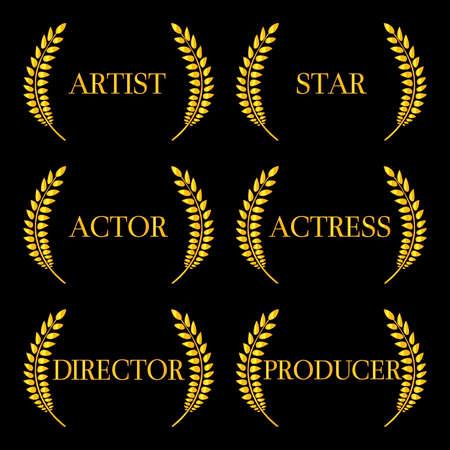 feature films: Film Stars Laurels 2