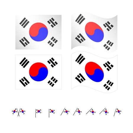 compatriot: South Korea Flags