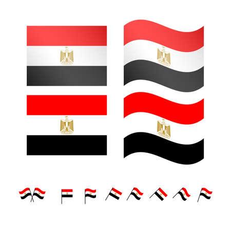 compatriot: Egypt Flags