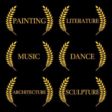 fine arts: Fine Arts Laurels 2