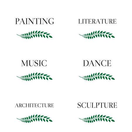 fine arts: Fine Arts Laurels 3
