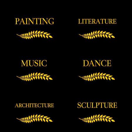 Fine Arts Laurels 4