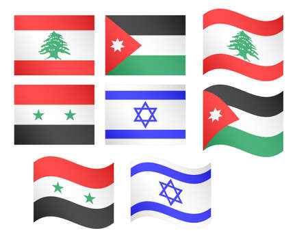 compatriot: Middle East Flags