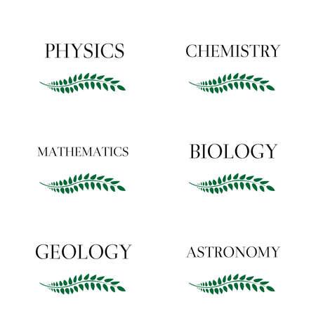 Science Laurels 3