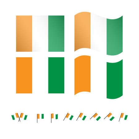 compatriot: Ivory Coast Flags