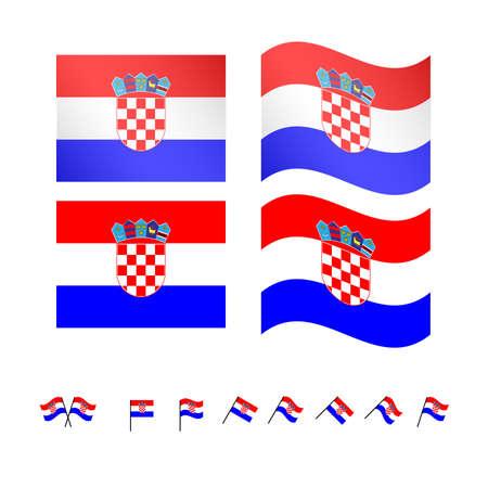 compatriot: Croatia Flags