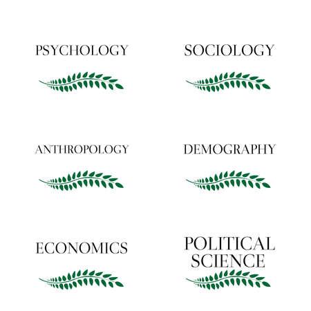 Kinds of Social Science Laurels