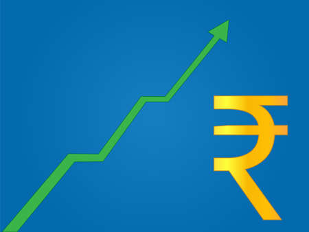 Currency Growth Indian Rupee