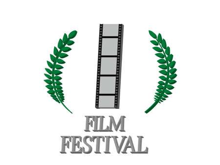 feature films: Film Festival 3D 1 Illustration