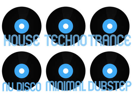 electronic music: Electronic Music generi Vinile 1