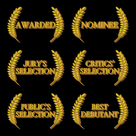 nominations: Film Awards and Nominations 3D 2 Illustration