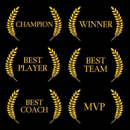 league: Champion Laurels 2