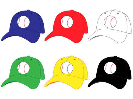 hip hop dance: Caps with Baseball 1