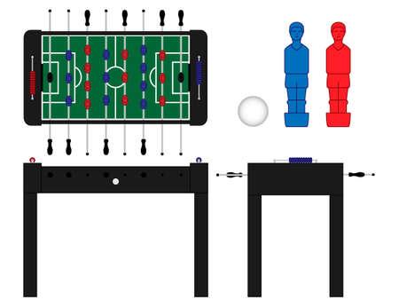 opponent: Table Football