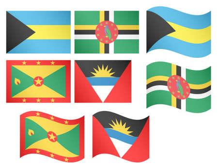 compatriot: Caribbean Flags