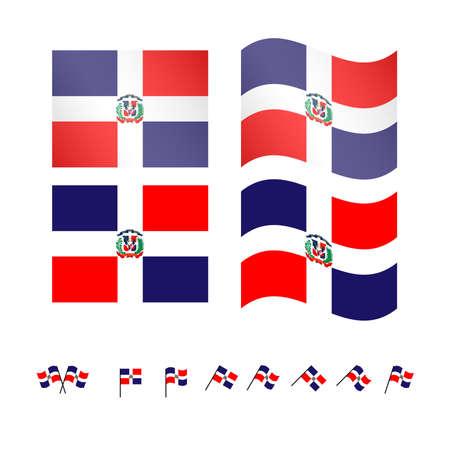 compatriot: Dominican Republic Flags