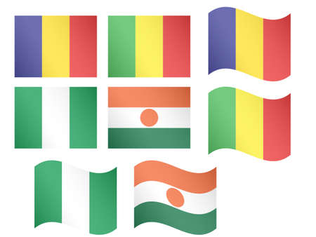 compatriot: African Flags
