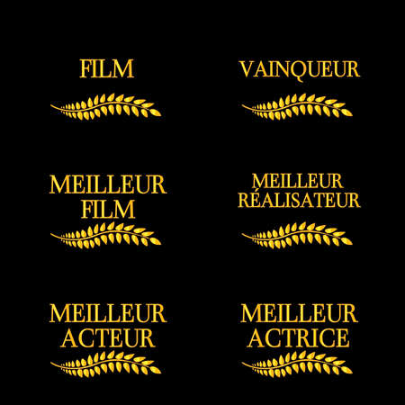 famous actress: Film Winners Laurels in French 4