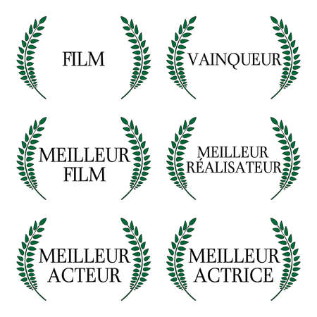 film festival: Film Winners Laurels in French 1