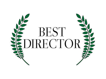 Best director Laurel 1 Illustration