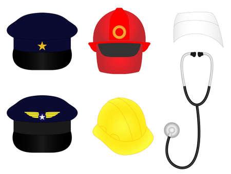 professions: Headwear Professions 1