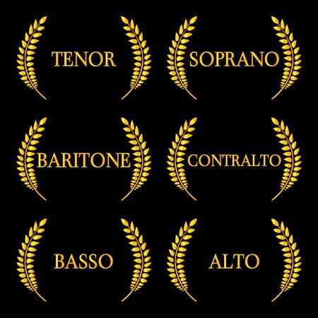 operetta: Singing Voice Types 2