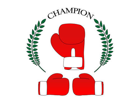 Boxing Champion 2 Illustration