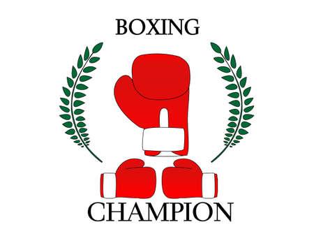 flyweight: Boxing Champion 1 Illustration