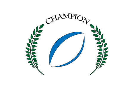 Rugby Champion 1 Illustration