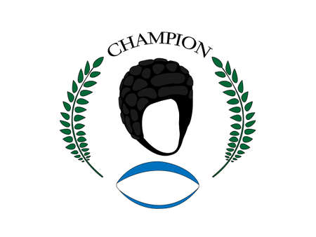 scrimmage: Rugby Champion 4 Illustration
