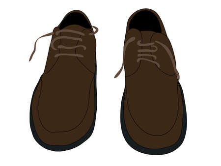 Shoes Illustration