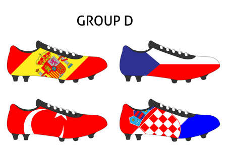 cleats: France Cup Cleats Group D