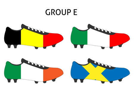 cleats: France Cup Cleats Group E