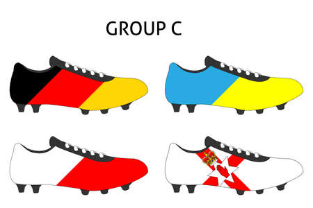 cleats: France Cup Cleats Group C