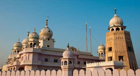 gurudwara: Gurudwara at Punjab India