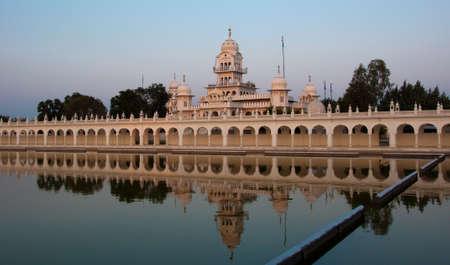 gurdwara: Gurudwara at Punjab India