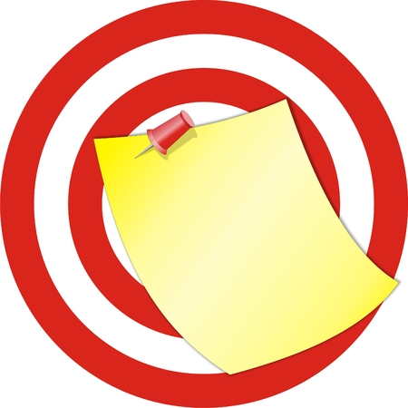 bourn: sticker attached to the button target
