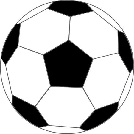 pigskin: football vector