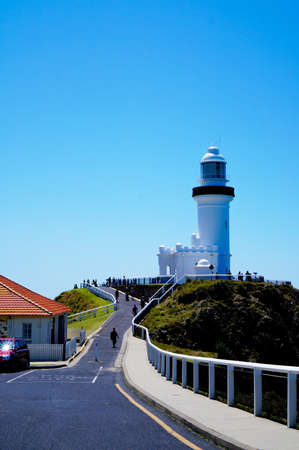 byron: The lighthouse, Byron, NSW, Australia