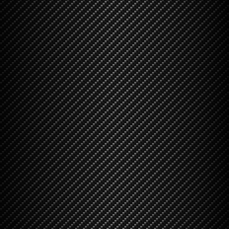 Carbon fiber  seamless background metallic grid