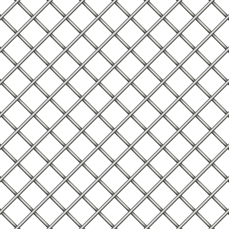 Seamless industrial metal carbon texture vector background grid backdrop dark grey