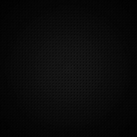 metal mesh: Seamless industrial metal carbon texture vector background grid backdrop dark grey