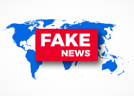 defuse: Fake news HOAX concept breaking fake news